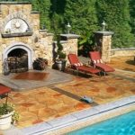 pool-deck-patio-wtih-stamping-and-staining