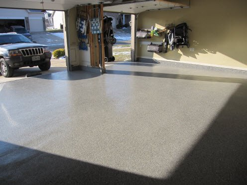 Concrete Surface Epoxy Alternatives