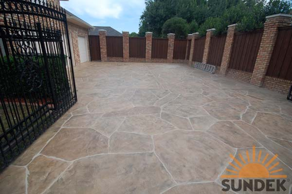 Concrete Coatings Specialists Concrete Driveway Gallery