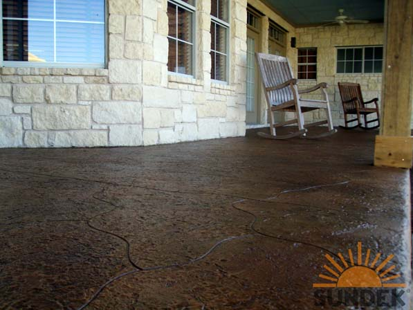 Concrete Coatings Specialists Concrete Patio Gallery