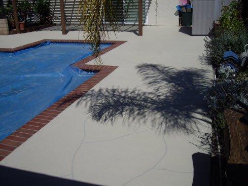concrete pool deck los angeles ca