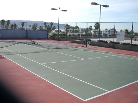 Concrete Coatings Specialists Sports Court Refinishing