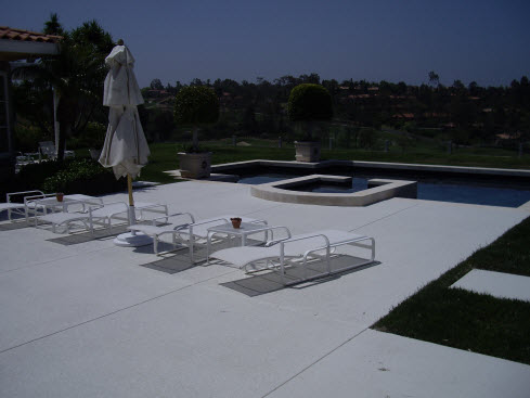 Concrete Coatings Specialists Concrete Pool Deck Gallery